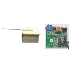 Set: Weichenantrieb + DCC/Analog-Servocontroller Fertigmodul