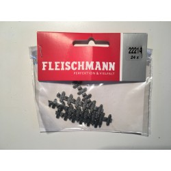 Fleischmann 22214 Spur N Isolierschienenverbinder