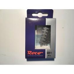 Roco 42611 Spur H0 Isolierschienenverbinder