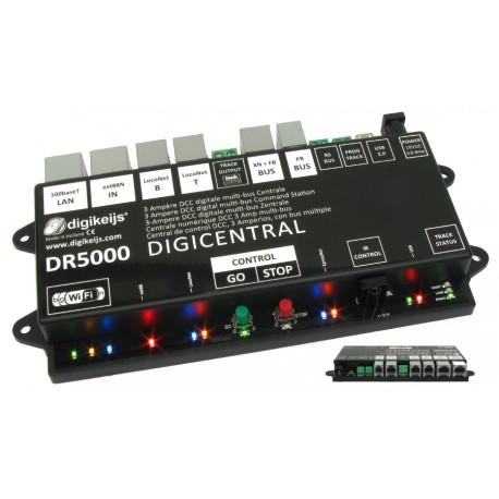 DR5000-ADJ DCC Multi-Bus Zentrale