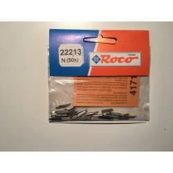 Roco 22213 Spur N Schienenverbinder
