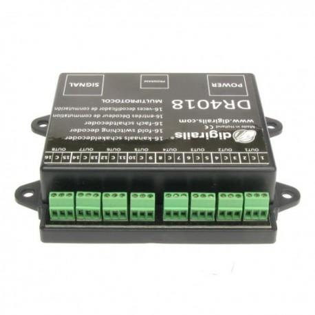 DR4018 16-kanal Schaltdecoder