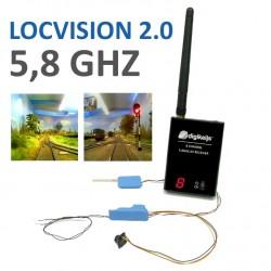 LOCVISION 2.0 Funk-Kamera